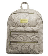 The Honest Company Python Print City Backpack
