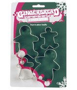 Gingerbread Family Cookie Cutter Set