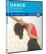 Gaiam Dance For Weight Loss DVD