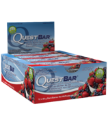Quest Nutrition Mixed Berry Bliss