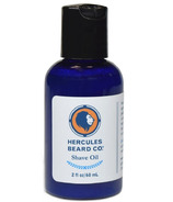 Hercules Beard Co. Shave Oil