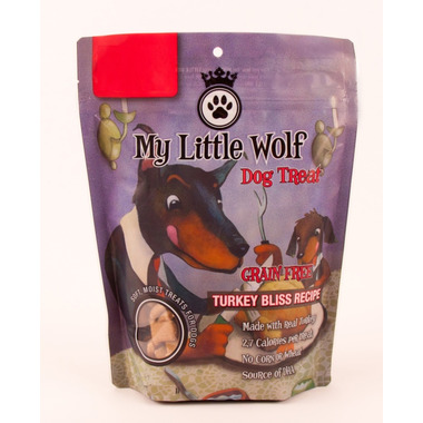 My Little Wolf Grain Free Soft Dog Treat