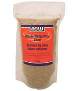 NOW Real Food Whole White Chia Seed