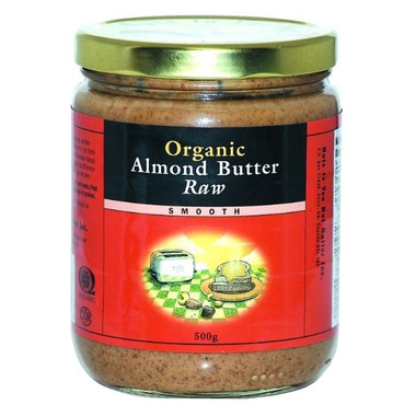 Nuts to You Organic Almond Butter Raw