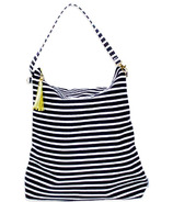 Logan and Lenora Waterproof Hobo Bag
