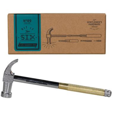 Gentlemen\'s Hardware Hammer Multi Tool