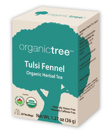 OrganicTree Organic Tulsi Fennel Tea