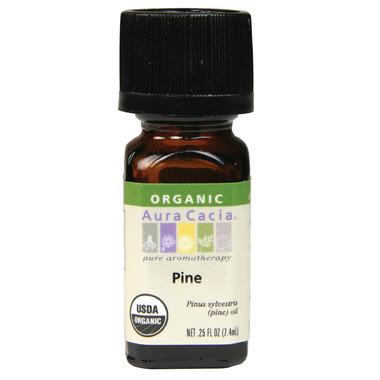 Aura Cacia Pine Organic Essential Oil