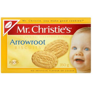 Mr. Christie\'s Arrowroot Biscuits