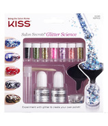 Kiss Salon Secrets Glitter Science