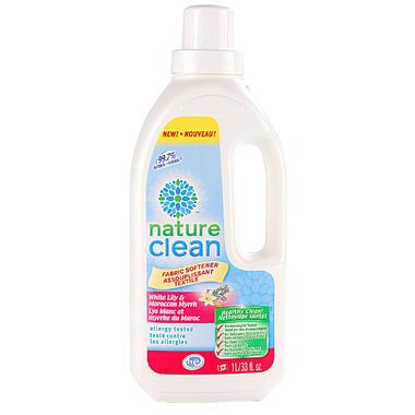 Nature Clean Fabric Softener