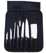 BergHOFF 9 Piece Knife Set in Folding Carry Bag