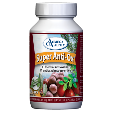 Omega Alpha Super Anti-Ox