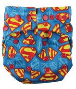 Bumkins DC Comics Superman Snap-In-One Cloth Diaper