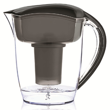 Santevia Alkaline Pitcher Black