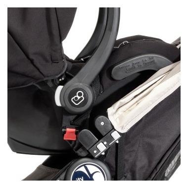 Baby Jogger Multi Model Car Seat Adaptor Single Mounting Bracket