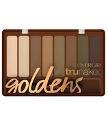 CoverGirl Trunaked Eyeshadow Palettes in Goldens