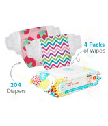 The Honest Company Honest Size 3 Diapers & Wipes Bundle