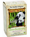 Mate Factor Yerba Mate Organic Green Tea Ginseng