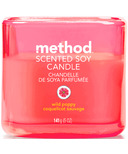 Method Soy Candle Wild Poppy