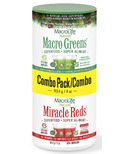 MacroLife Naturals Trial Size Combo Pack