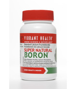 Vibrant Health Super Natural Boron