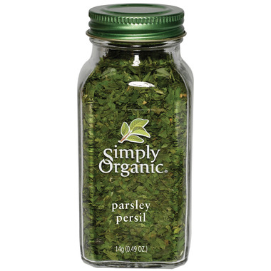 Simply Organic Parsley