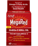 Schiff MegaRed Omega-3 Krill Oil Softgels