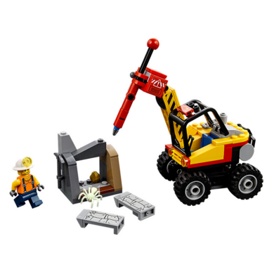 LEGO Mining Power Splitter