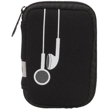 MYTAGALONGS Plug In Earbud Case