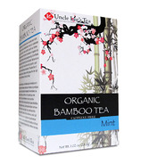 Uncle Lee's Organic Bamboo Mint Tea