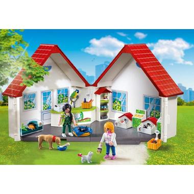 Playmobil Take Along Pet Store