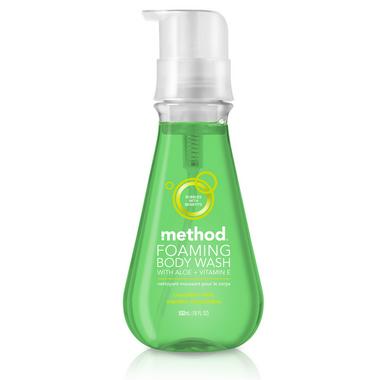 Method Foaming Body Wash Cucumber Mint