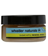 Whistler Naturals Sugar Apple Renewal Masque