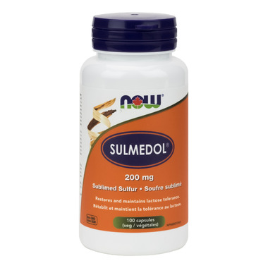 NOW Foods SULMEDOL Sublimed Sulfur