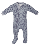 ZippyJamz Organic Cotton Sleeper Drip Drop Dream