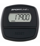 Sportline 330 Digital Step Counting Pedometer
