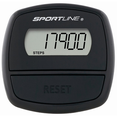 Sportline 330 Digital Step Counting Pedometer