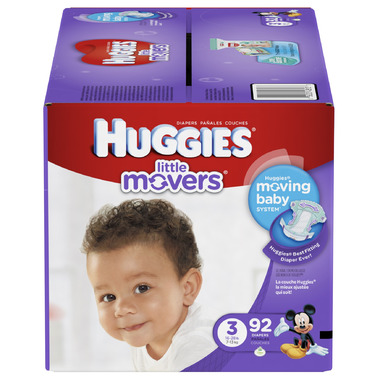 Target huggies little movers coupon