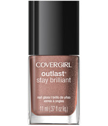 CoverGirl Outlast Stay Brilliant Nail Gloss Being Blonde