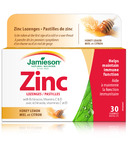 Jamieson Zinc Lozenges with Vitamin C and Echinacea