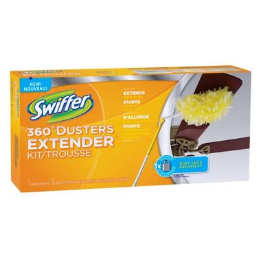 Swiffer 360 Dusters Starter Kit