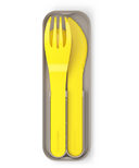 Monbento MB Pocket Cutlery in Yellow