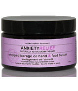 Nuworld Botanicals Anxiety Relief Whipped Borage Oil Hand & Foot Butter