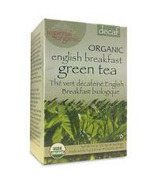 Uncle Lee's Decaffeinated English Breakfast Green Tea