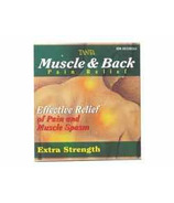 Tanta Muscle & Back Pain Extra Strength Relief