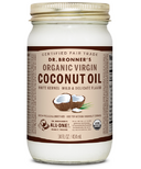 Dr. Bronner's Organic White Virgin Coconut Oil