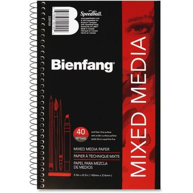 Speedball Bienfang Mixed Media Pad 8.5x 5.5