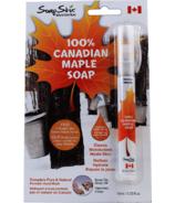 Stix Brands SoapStix 100% Canadian Maple Travel Spray