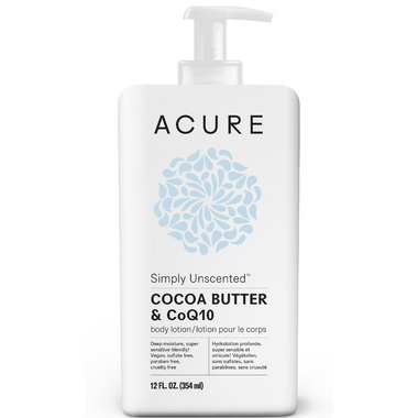 Acure Simply Unscented Body Lotion